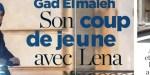 Gad Elmaleh retrouvailles discrète avec Lena, sa bombe de 23 ans