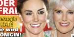 Kate Middleton, William, 2021 commence mal - guérilla relancée avec Camilla Parker-Bowles, un bijou à 100 millions