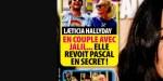 Laeticia Hallyday en couple avec Jalil Lespert, elle revoit Pascal en secret
