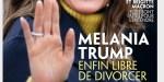 Melania Trump, fissure conjugale, inquiétée par la ruine de son mari, très endetté