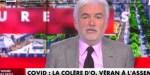 Pascal Praud, Covid-19, terrifiante nouvelle alimentée par Brigitte Macron