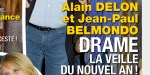 Alain Delon et Jean-Paul Belmondo, drame, la veille de Noël (photo)