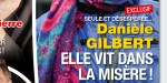 Danièle Gilbert, période dramatique, elle vit dans la misère (photo)