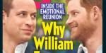 William et Kate William pardonnent à Harry - Les coulisses de la réconciliation (photo)