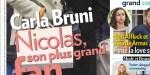 Carla Bruni épaulée par Nicolas Sarkozy aux Enfoirés, inattendue confidence de Nolwenn Leroy