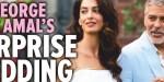 George Clooney, retour de flamme avec Amal - Il dévoile leur secret