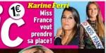 Karine Ferri, guérilla avec Amandine Petit, Sylvie Tellier en renfort