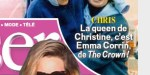 Emma Corrin trop proche de Christine and the Queens, touchée par le commentaire du prince Harry