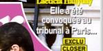 Laeticia Hallyday convoquée au tribunal à Paris, la raison précisée
