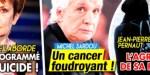 Michel Sardou «toute la vérité, cancer du sang, il déballe tout