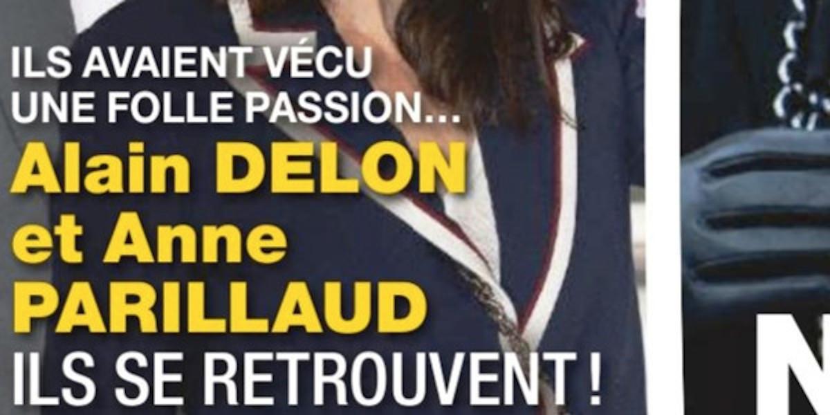 Anne Parillaud, retour de flamme avec Alain Delon, elle livre sa vérité chez Anne-Elisabeth Lemoine