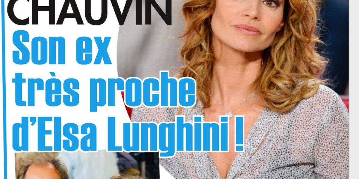 Ingrid Chauvin, son ex très proche d'Elsa Lunghini (photo)
