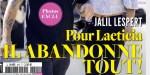 Pour Laeticia Hallyday, Jalil  Lespert abandonne tout, son grand secret