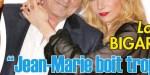 Jean-Marie Bigard taxé d'alcoolique - Lola Marois se manifeste et lui apporte son soutien (photo)
