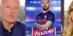 Karim Benzema en équipe de France - commentaire de Rachida Dati