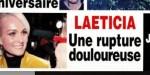 Laeticia Hallyday et Jalil Lespert, «rupture brutale», la mauvaise nouvelle se confirme