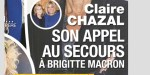 Brigitte Macron en renfort - Le SOS de Claire Chazal poussée vers la sortie