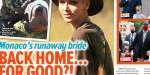 Charlène de Monaco fugueuse, de retour en Afrique pour de bon ?