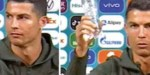 Cristiano Ronaldo fait perdre des milliards à Coca Cola