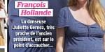 François Hollande trop proche de Juliette Gernez - Le surprenant tacle de Valérie Trierweiler