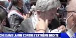 Jean-Luc Mélenchon enfariné en pleine manifestation, son étonnante réaction