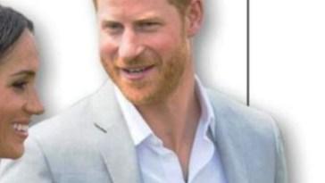 Prince Harry et Meghan Markle parents