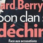 Richard Berry, guérilla contre sa fille Coline