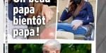 Vianney bientôt papa - Catherine Robert affiche de belles rondeurs à Rolland Garros (photo)