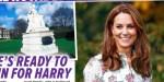 William écarte Kate Middleton, la présence de la duchesse annulée à l'inauguration de la statue de Diana