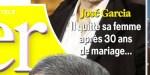 José Garcia, divorce avec Isabelle Doval, sa sombre prédiction