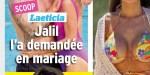 Laeticia Hallyday - Jalil l'a demandée en mariage à Saint-Barth