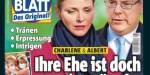 Charlène de Monaco, son mariage, un mensonge, la princesse visée par une odieuse critique (photo)