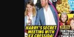 Prince Harry se rapproche de Cressida Bonas - Meghan Markle pétrifiée par l'angoisse