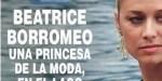 Beatrice Borromeo, une petite leçon à Charlène de Monaco éloignée du Rocher