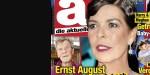 Caroline de Monaco, tutrice légale d'Ernest August, requête spéciale de la justice autrichienne