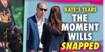 Kate Middleton en larmes aux îles Scilly, grosse dispute en public avec William
