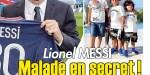 Lionel Messi, malade en secret, révélation sur le mal qui le ronge