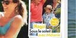 Nagui et Melanie Page, un couple tranquille, une exception dans le milieu