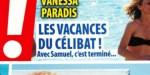 Vanessa Paradis, les vacances du célibat, avec Samuel Benchetrit, c'est terminé