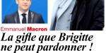 Brigitte Macron, gifle qu'elle ne pardonne pas,  le président renforce sa sécurité, la preuve