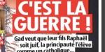 Charlotte Casiraghi, profond désaccord pour leur Raphaël -  Gad Elmaleh s'explique chez Yann Barthès