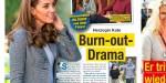 Kate Middleton, dépression, troubles anxieux, craintes pour William pour la rentrée