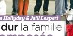 Laeticia Hallyday et Jalil Lespert, de gros soucis avec leurs enfants, la blonde confirme