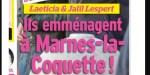Laeticia Hallyday «installée» avec Jalil Lespert à Paris - La vérité éclate au grand jour