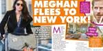 Meghan Markle et Prince Harry débusqués à New York, révélation sur leur voyage, des rudes concurrents pour les Obama