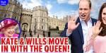 Prince William et Kate Middleton sous étroite surveillance, leur installation à Windsor se précise, la Reine comme voisine