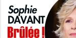 Sophie Davant brûlée, drame sur France 2