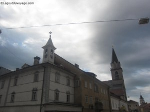 Kranj - L'hôtel de ville