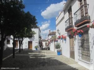 Estepona - Ruelle typique