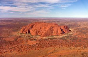Partir en Australie -Uluru